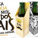 Caixa Cerveja Long Neck para Dia dos Pais Grátis