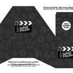 Caixa Cerveja Refrigerante Long Neck para Dia dos Pais Pai Cinema 2