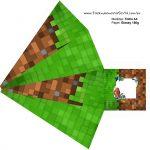 Caixa Piramide 2 Minecraft