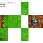 Caixa Tubete Minecraft