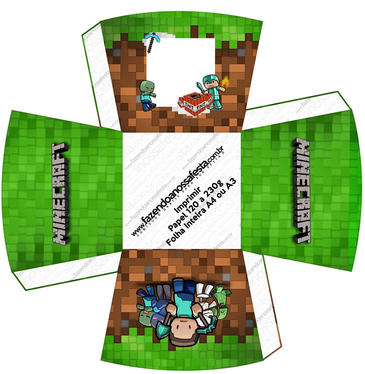Chachepot Minecraft