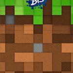 Convite Bis Duplo 3D Minecraft