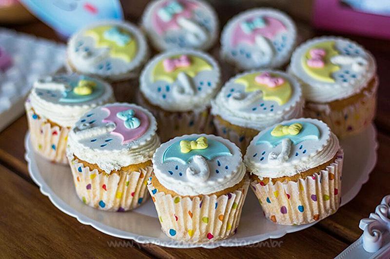 Festa Chuva de Bênçãos da Julia Cupcakes