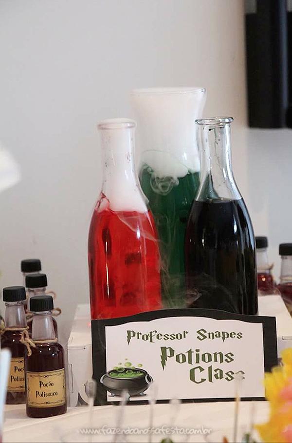 Festa Criativa Harry Potter da Leticia 3