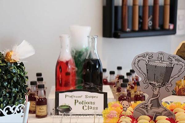 Festa Criativa Harry Potter da Leticia 4