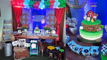 Festa Fazendinha do Igor 2