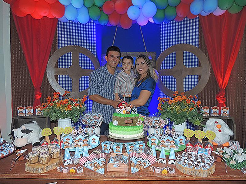 Festa Infantil Fazendinha do Igor