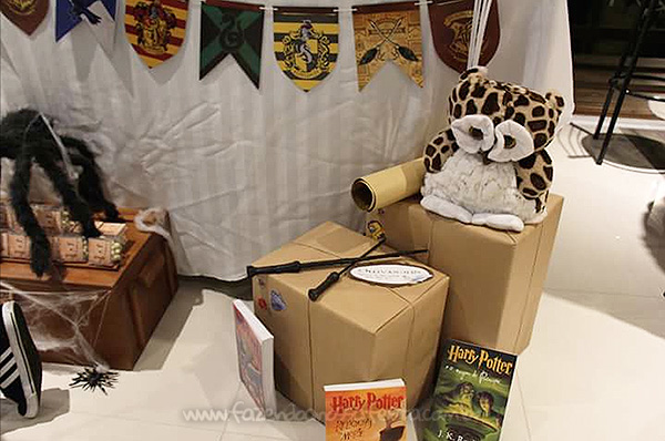 Festa Harry Potter da Leticia 3