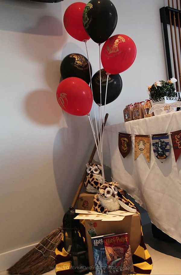 Festa Harry Potter da Leticia 4
