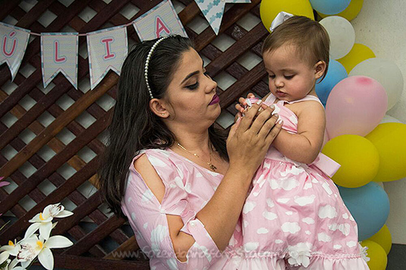 Festa Infantil Chuva de Bênçãos da Julia 4