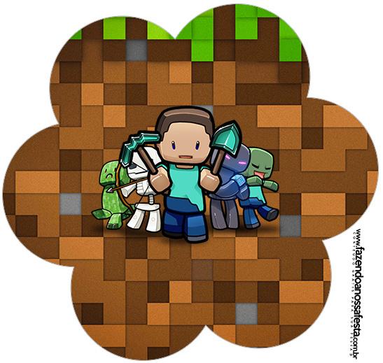 Flor Minecraft