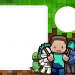Invitations Minecraft