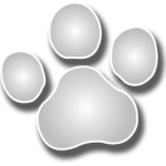 Kit Brasão Patrulha Canina Pata para Letras Patrulha Canina Paw Patrol Feet
