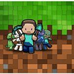 Lata de leite Minecraft