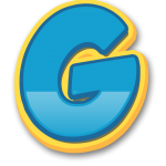 Letras Patrulha Canina Paw Patrol Letters G