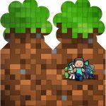 Marcador de Páginas Minecraft