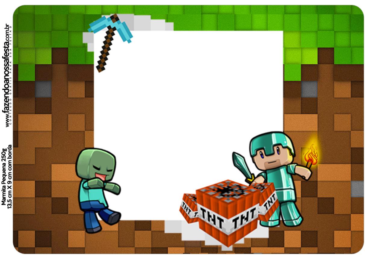 Marmitinha Grande Minecraft