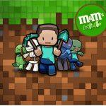 Mini M&M Minecraft