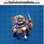 Mini Pastilha Docile Clash Royale