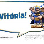 Plaquinhas divertidas Clash Royale 16