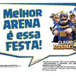 Plaquinhas divertidas Clash Royale 30