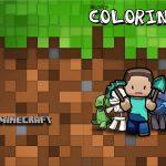 Revista Colorindo Minecraft
