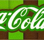 Rotulo Coca cola Minecraft