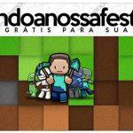 Rotulo Lapis Minecraft