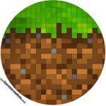 Rotulo Latinha e tubete 2 Minecraft