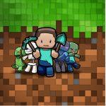 Rotulo Mini Confeti Minecraft