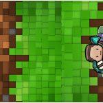 Rotulo Mini Talento Minecraft