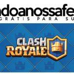 Rotulo Pote Papinha Nestle Clash Royale