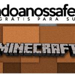 Rotulo Pote Papinha Nestle Minecraft