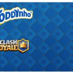Rotulo Toddynho Clash Royale