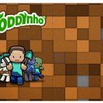 Rotulo Toddynho Minecraft Kit Festa