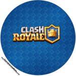 Rotulo Tubete 2 Clash Royale