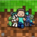 Rotulo Tubetes Minecraft