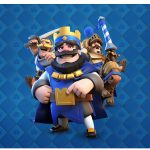 Rotulo Vinho e Espumante Clash Royale