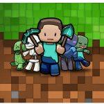 Rotulo Vinho e Espumante Minecraft