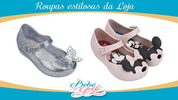 Roupas Estilosas para seu Bebê Mini Melissa - Bebê de Grife 1