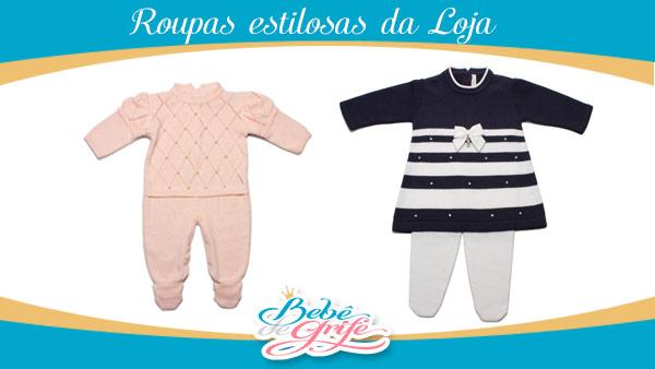 Roupas Estilosas para seu Bebê Saida Maternidade- Bebê de Grife 2