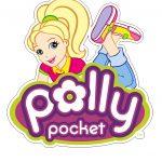 Topo de Bolo Polly Pocket 2