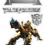 Topo de Bolo Transformers