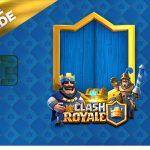 Vale Brinde Clash Royale