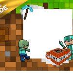 Vale Brinde Minecraft Kit Festa