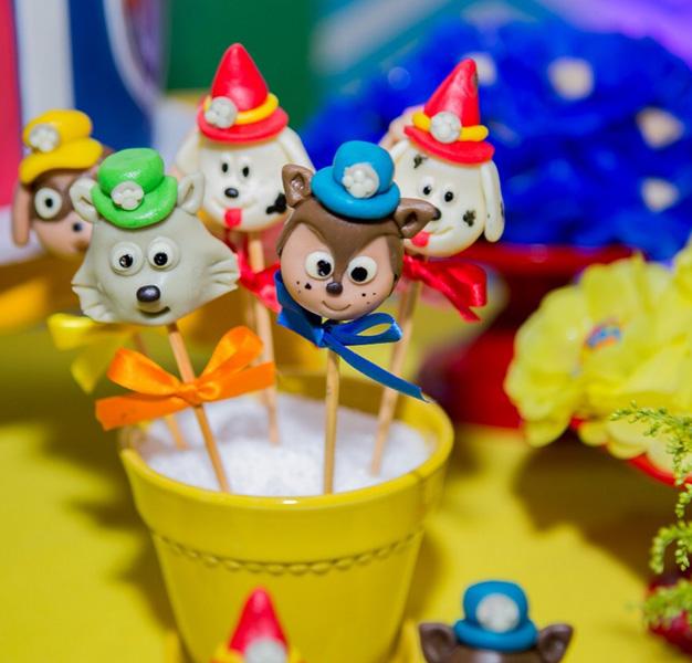 Créditos: @donnaformiga Ideias para Festa Infantil Patrulha Canina