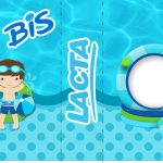 Bis Duplo Pool Party Menino