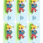 Cartão com Pirulito para Dia das Crianças 3