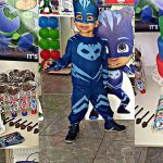 Festa PJ Masks do Levy