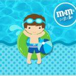 Mini MeM Pool Party Menino